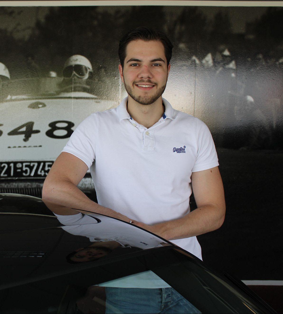 Personeel CarFix Benjamin Bouman
